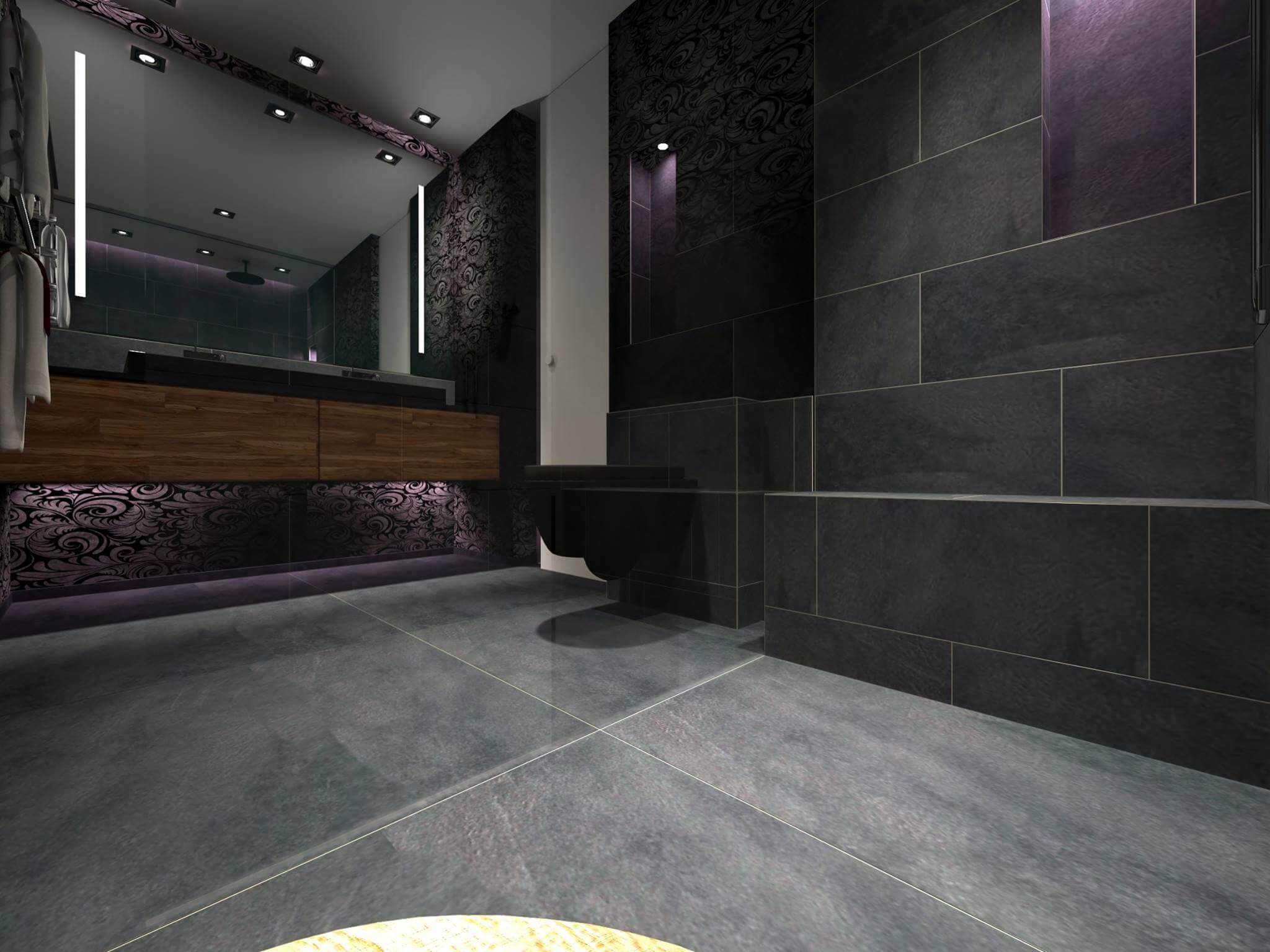 Badezimmergestaltung  Badezimmer Gestaltung kahlenberg.info Inspirierende Beispiele ...