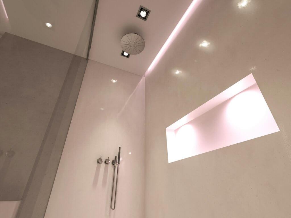 3d visualisierung f r bad spa und interior design for Minimalist werden