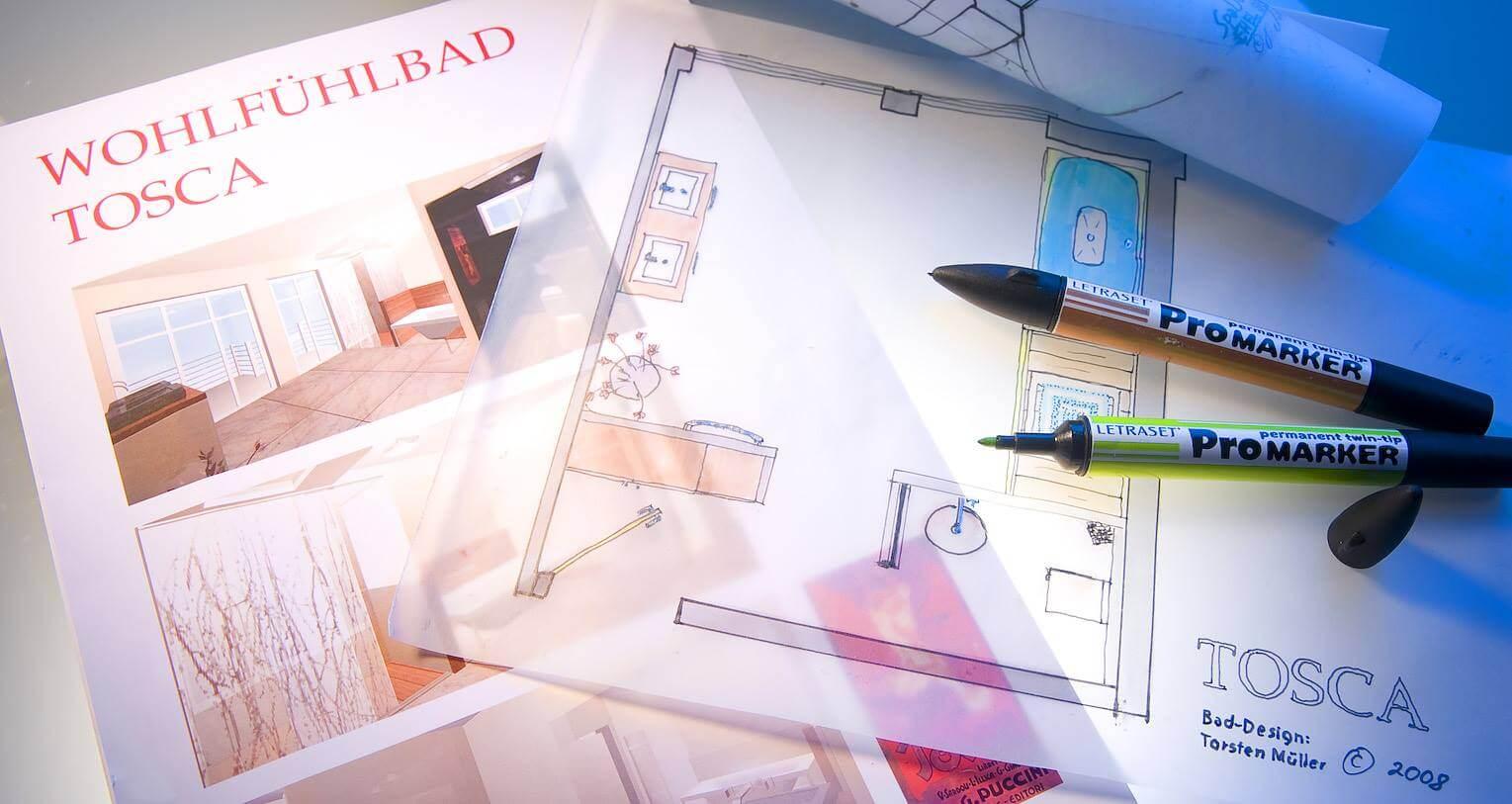 """Die Detailplanung als Herzstück des Badezimmer Design Das Lichtdesign zählt zu den wichtigsten Momenten beim Bad Einrichten wenn Sie ein kleines Bad gestalten. Eine Regendusche aus einer technisch versierten Badmanufaktur verwandelt Designerbäder durch den Einsatz unterschiedlicher Beleuchtung in ein Bad Muster für Farbtherapie. Die Farben stellen ein Herzstück der Innenarchitektur Spa Design und der Badezimmer Design Badgestaltung dar. Beste Badezimmer vom erfahrenen Bad Designer profitieren von einer harmonischen Farbauswahl für das Badambiente, die die Badkultur um weitere Sinneserlebnisse erweitert. Auch das Badzubehör Design zählt zu den """"Feinarbeiten"""" der Bädergestaltung und eröffnet unendliche Bad Design Ideen. Wenn Sie ein Bad planen, muss auch die Auswahl der Accessoires, die das Bad exklusiv machen, getroffen werden. Beim Bad Einrichten spielt im Jahre 2017 auch der Anschluss an das Smart Home eine wesentliche Rolle. Das Bad Gestalten ohne eine digitale Steuerung für das Licht- und Soundsystem, die verbrauchte Wassermenge und die Wassertemperatur ist heute beim Bad Planen kaum denkbar. Aber welchen Wunsch haben Sie ob ausgefallene oder schlicht? Torsten Müller und sein Team realisiert und plant Bäder zu bezahlbaren Preisen die begeistern."""