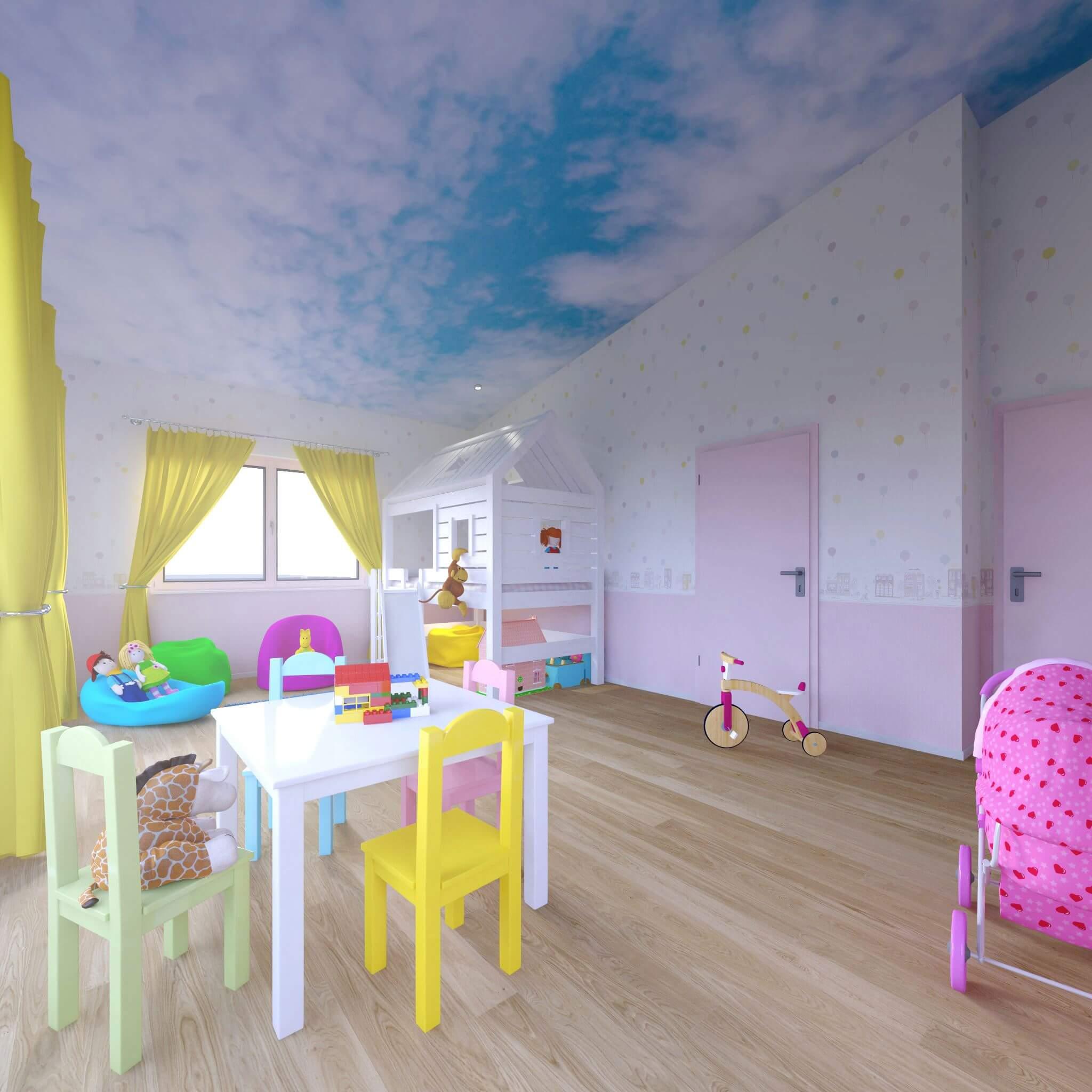 Kinderzimmer - Moderne Einrichtung für die Kleinsten | Torsten Müller