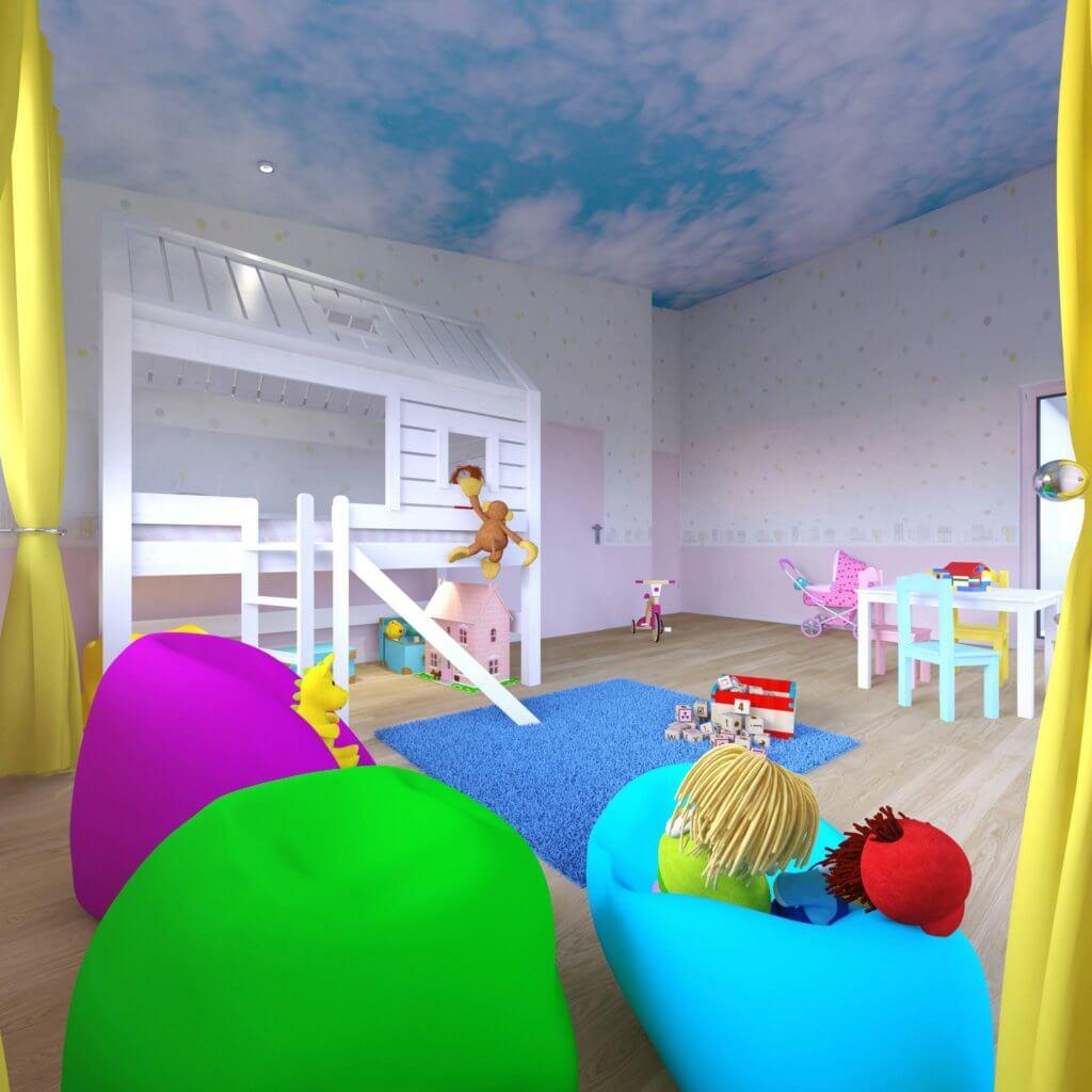 Kinderzimmer - Moderne Einrichtung für die Kleinsten   Torsten Müller