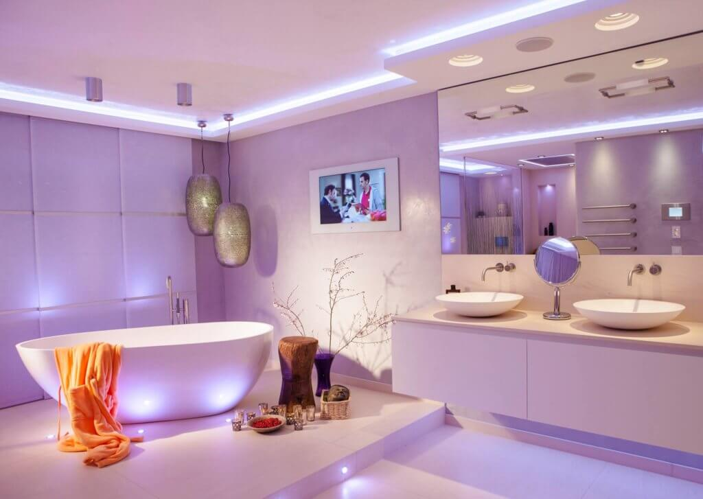 wohnräume und lichtbad►vom reihenhaus zum exklusiven wohntraum ✓ - Designer Badezimmer