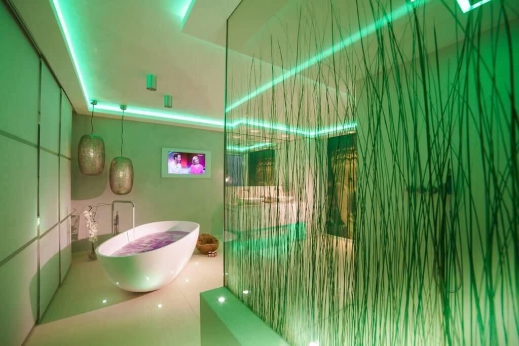 Bad designer  Wohnräume und Lichtbad▻Vom Reihenhaus zum exklusiven Wohntraum ✓