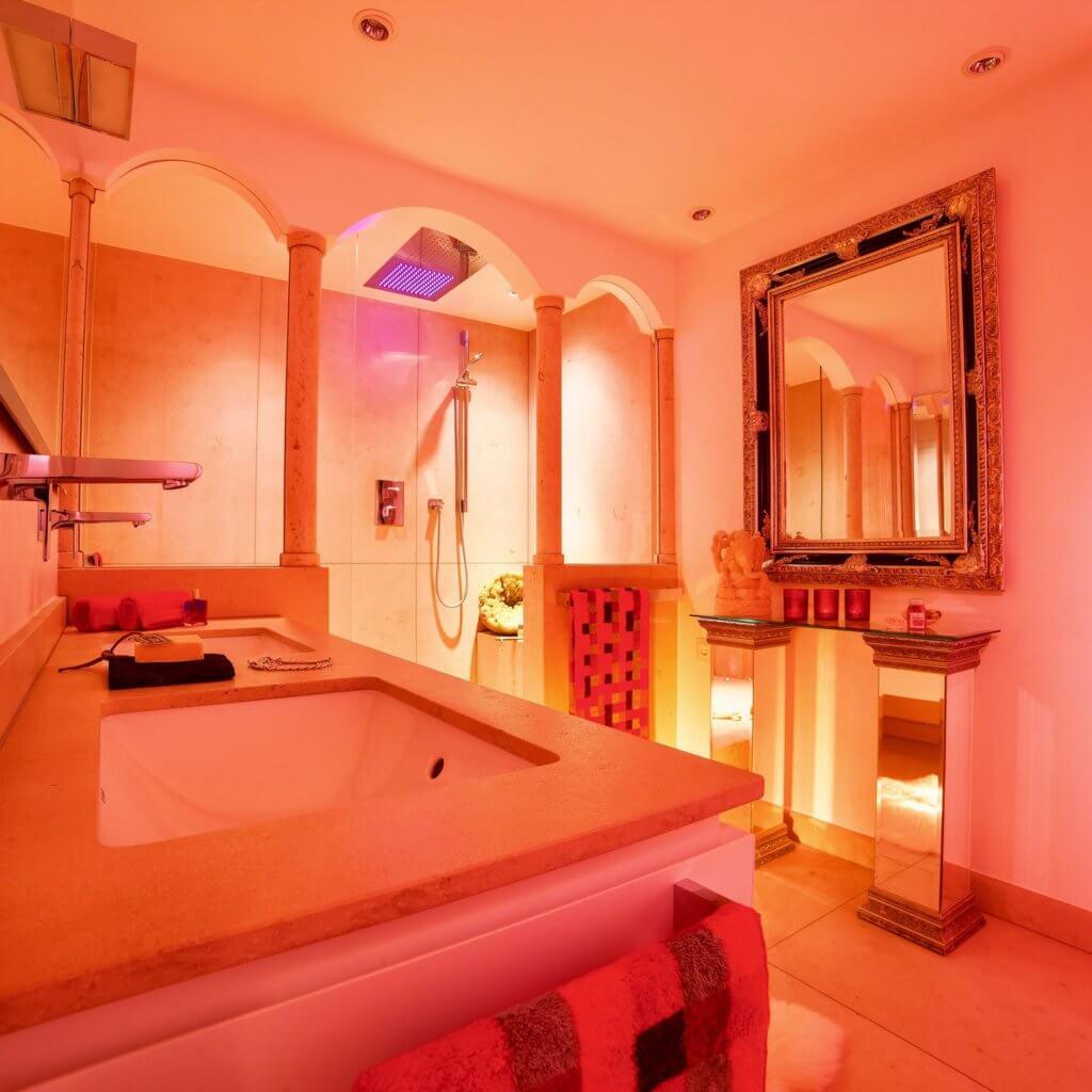 Italienisches Und Orientalisches Design Für Ihr Badezimmer Ein Badezimmer  Im Italienischen Oder Orientalischen Stil Zu Wählen