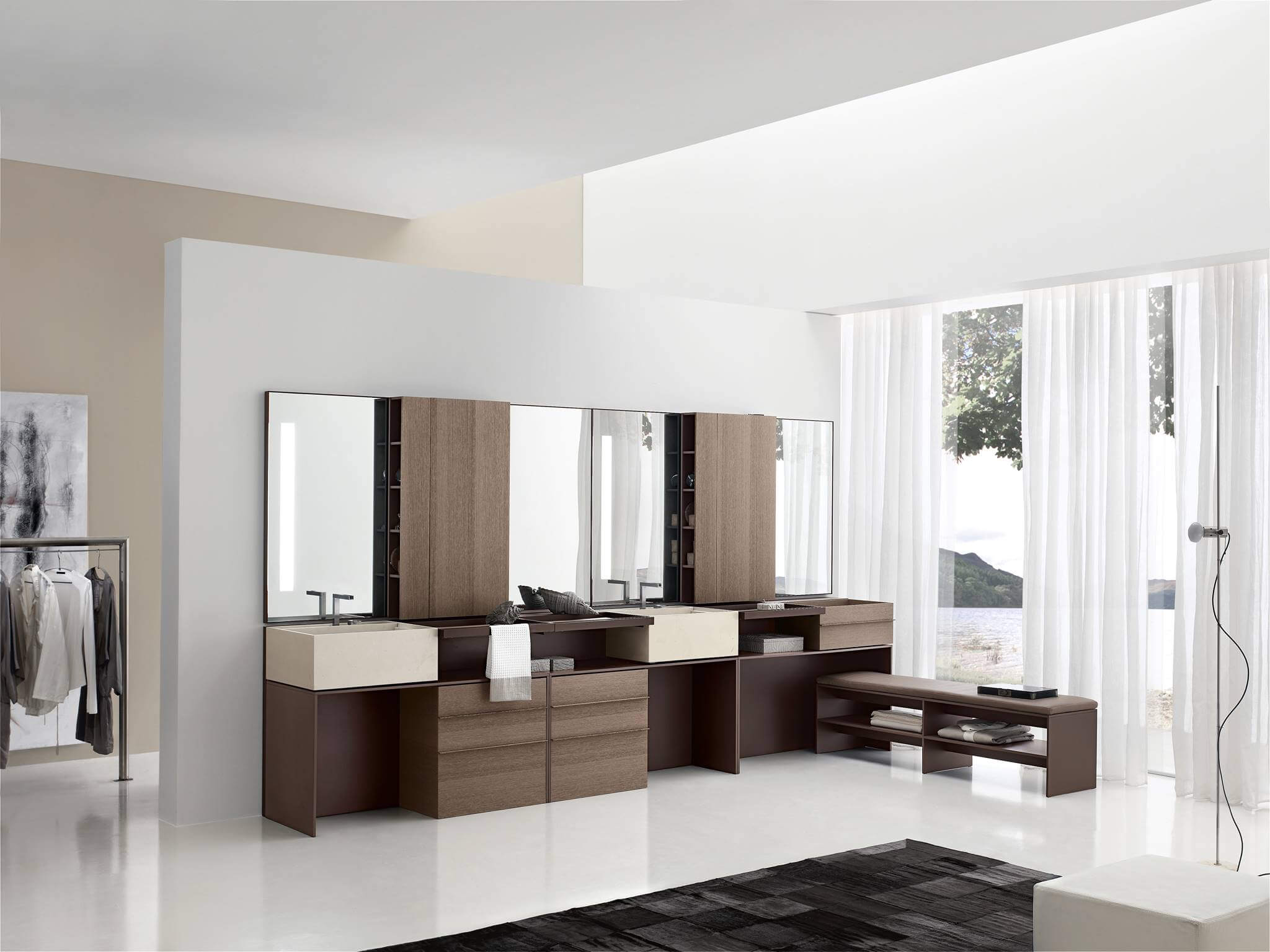 traumb der und luxusb der vom designer torsten m ller. Black Bedroom Furniture Sets. Home Design Ideas