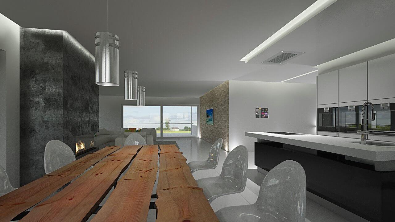 Moderne Esszimmer - Stilvoll speisen und trinken | Torsten Müller