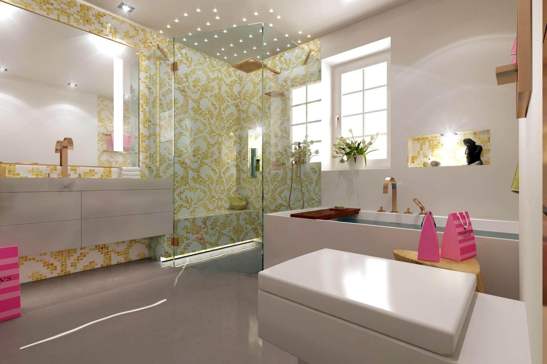 Kleine Bäder führen oft ein Schattendasein in vielen Wohnungen. Während das Gäste-WC trotz seiner begrenzten Ausmaße oft mit liebevoll ausgesuchten Dekorationselementen, wie Muscheln, Blumen oder abstrakter Kunst nach Premium Konzepten aus Wohnzeitschriften gestaltet wird, ist das kleine Badezimmer Design oft nur auf das wesentliche beschränkt: Eine kleine Dusche, ein winziger Waschtisch. Dies muss natürlich nicht sein! Eine Badrenovierung für ihr kleines Bad gemeinsam mit dem Profi für innovatives Bad Design von Torsten Müller bringt binnen weniger Wochen frischen Wind in Ihre vier Wände. Ob ausgefallene Interior-Konzepte mit einer ausführliche Bad-Beratung unter Berücksichtigung der räumlichen Verhältnisse in Ihrem Zuhause inklusive der vielen kleine Badezimmer Ideen realisieren wir binnen kürzester Zeit Ihren Traum von einer Luxus Badgestaltung.