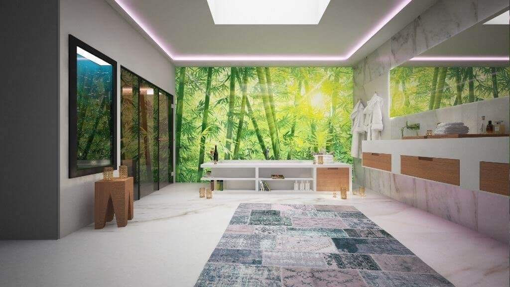 Luxus spa 3 design for Bad luxus design