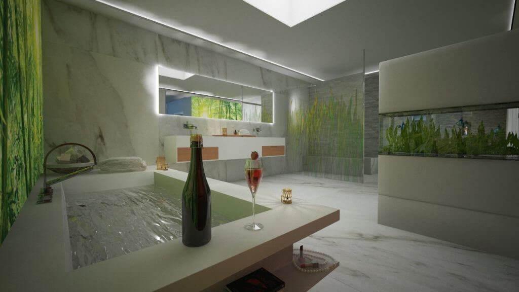 luxus spa 6 design. Black Bedroom Furniture Sets. Home Design Ideas