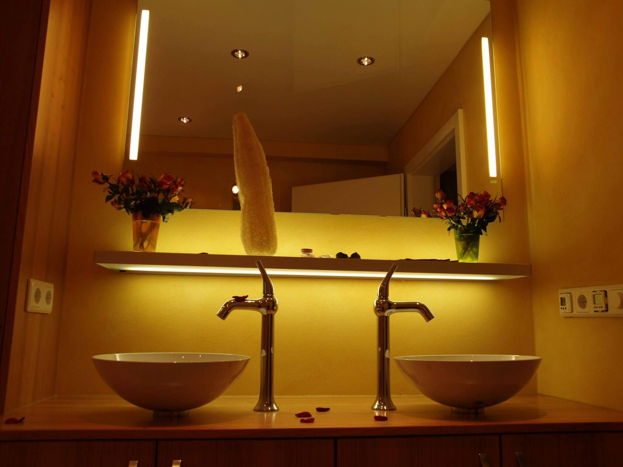 Wundervoll Mediterrane Baeder Mit Meiner Unterstützung Als Interieurdesigner Und  Lichtplaner Planen Wir Gemeinsam Kleine Exklusive Bäder,. Mediterrane  Badezimmer