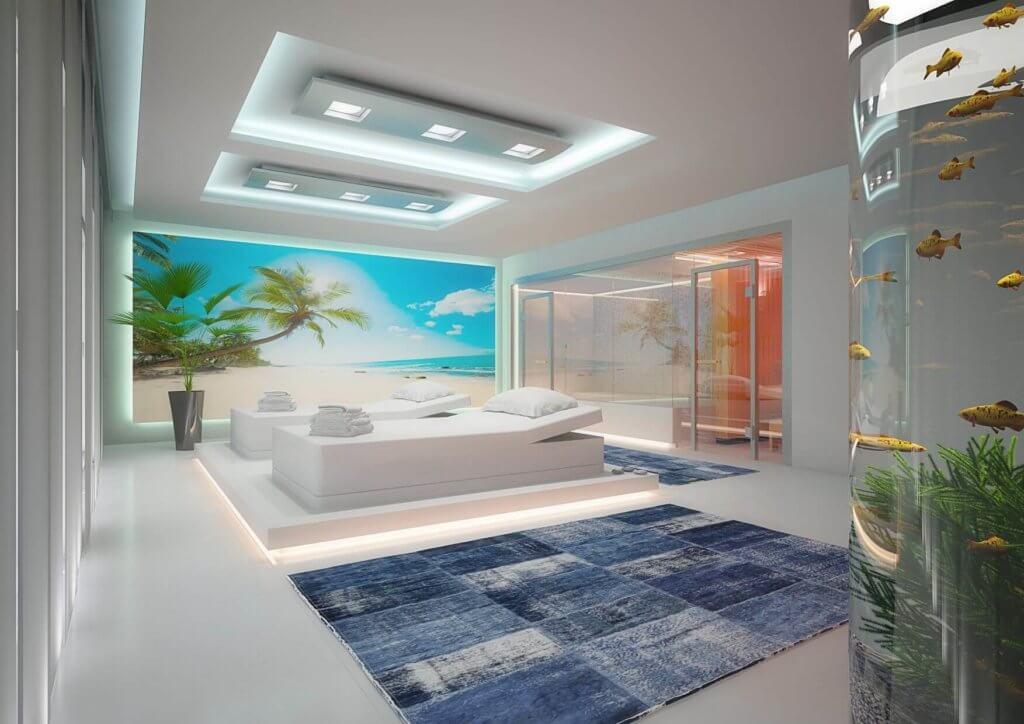 3d visualisierung f r bad spa und interior design. Black Bedroom Furniture Sets. Home Design Ideas
