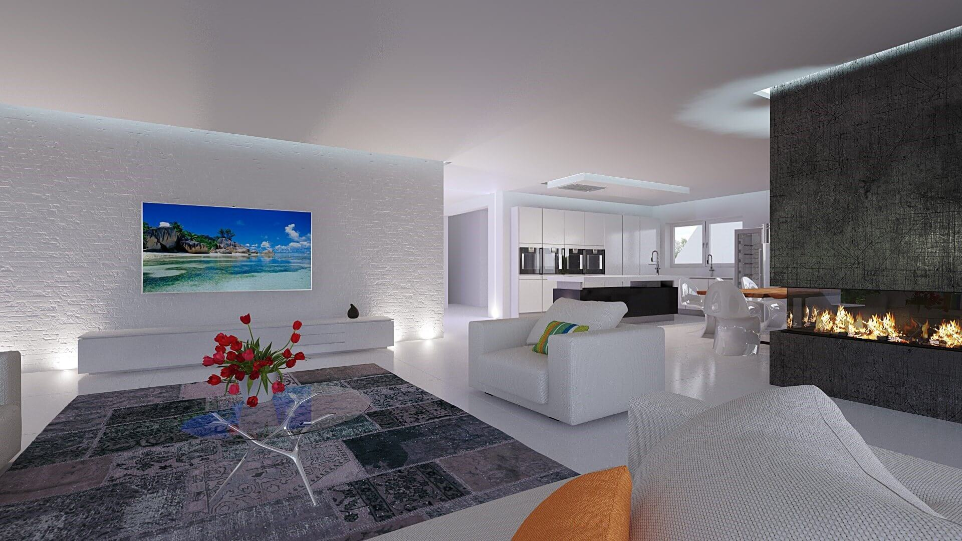 3d Visualisierung Fur Bad Spa Und Interior Design
