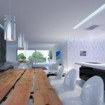 Die Beratung von Torsten Müller als Designer schließt auch den Entwurf für die Beleuchtung der Innenarchitektur ob für ihr Schlafzimmer Design oder auch der Studierzimmer Einrichtung und vom Herrenzimmer mit ein.