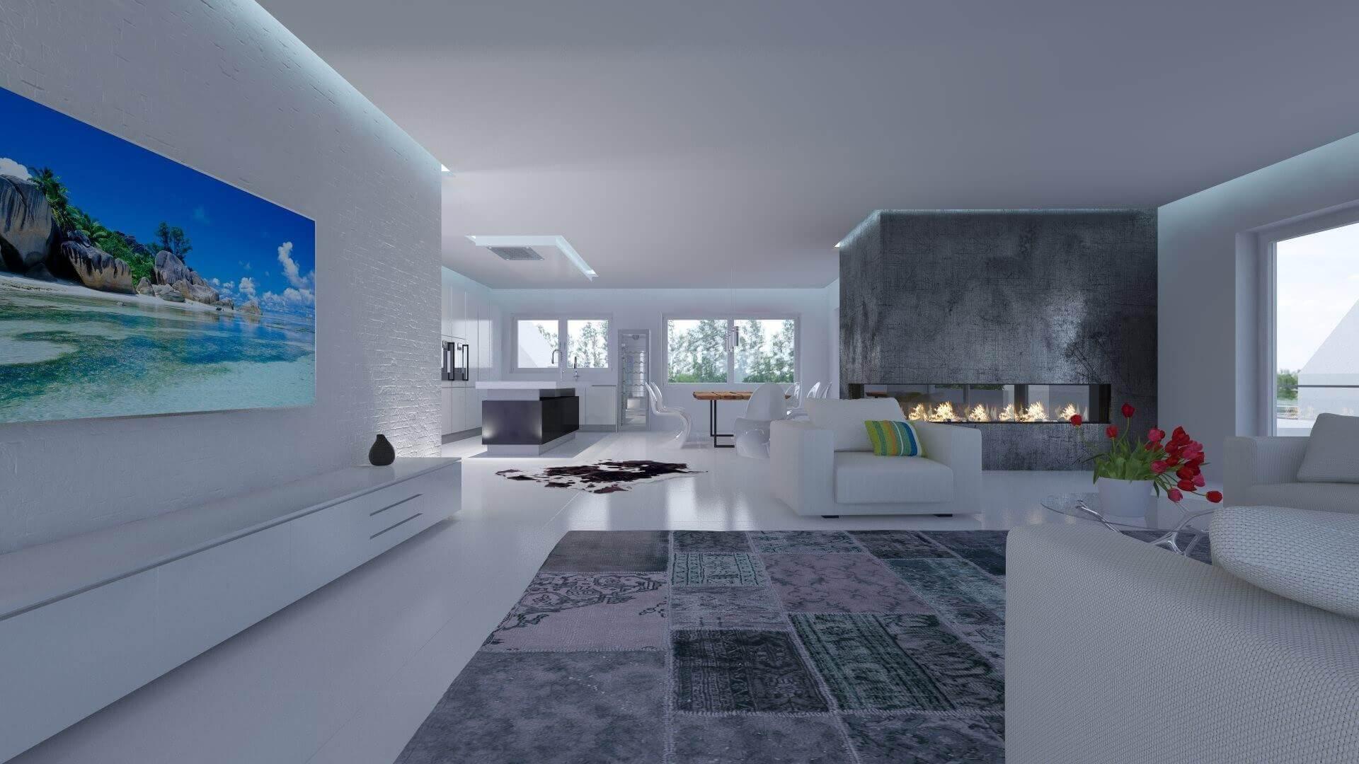 Innenarchitektur 3D VISUALISIERUNG Architekturvisualisierung Rendering 3D Artisten fotorealistische Bilder Torsten Mueller Bad Honnef Cologne