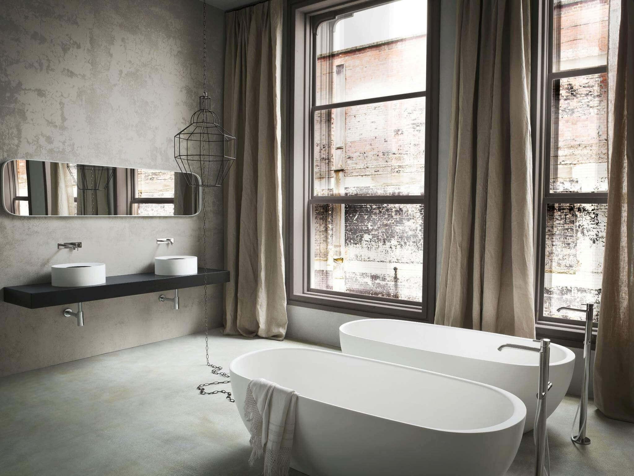 Baddesign und schlafzimmer vereint geht das tipps wie es for Stanza da bagno