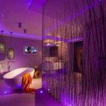 Wohnräume und Lichtbad - 6