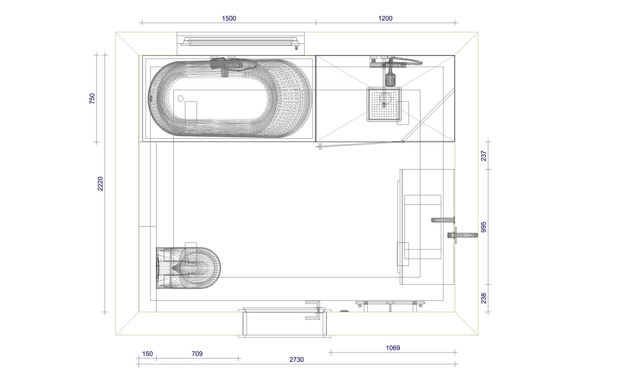 badezimmer planen mit design in bonn, köln und düsseldorf, Badezimmer ideen