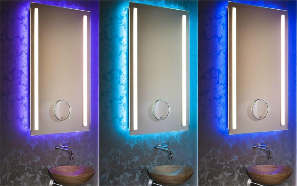 smart home im badezimmer design