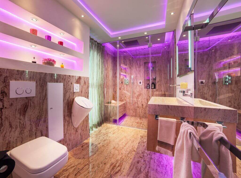 Wellness design  Wellness und Spa Oase für Ihren Wohlfühlurlaub im beengten Badezimmer
