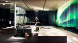 Traumbäder und Luxusbäder Dornbracht LifeSpa hebt die Vision einer gesundheitsorientierten Bad- und Spa-Gestaltung auf eine neue Stufe. Das Konzept steht für eine ganzheitliche Badplanung und -ausstattung im Sinne einer gesunden und präventiven Lebensweise.