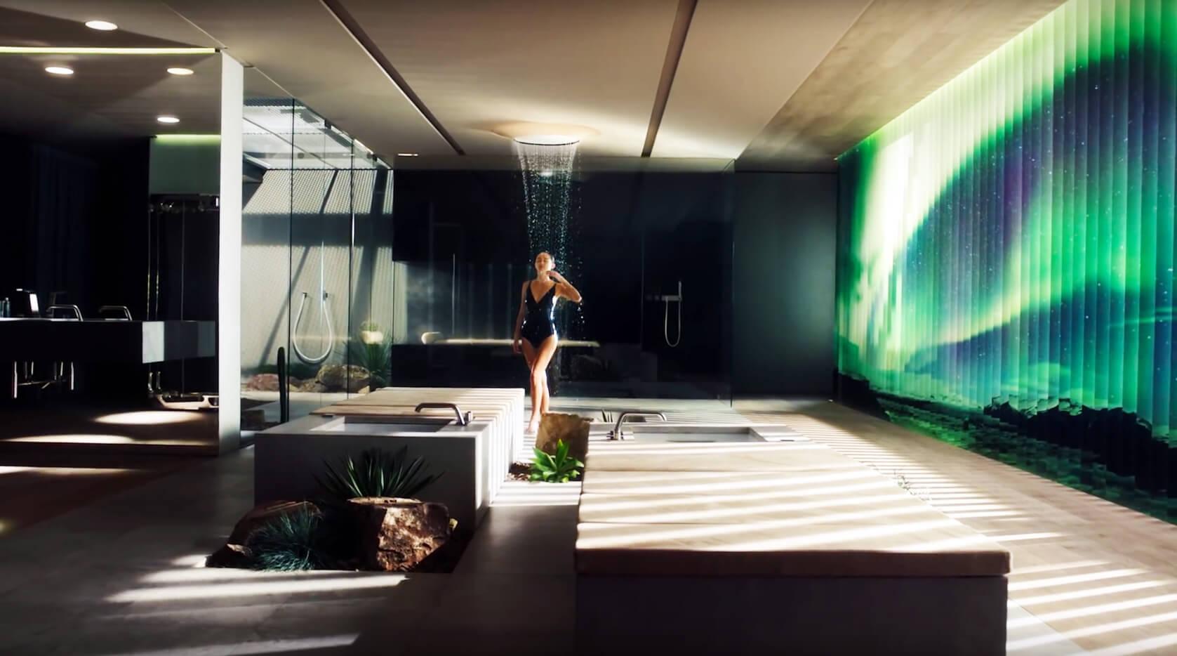 smart home im badezimmer design smart home im bad, Badezimmer ideen