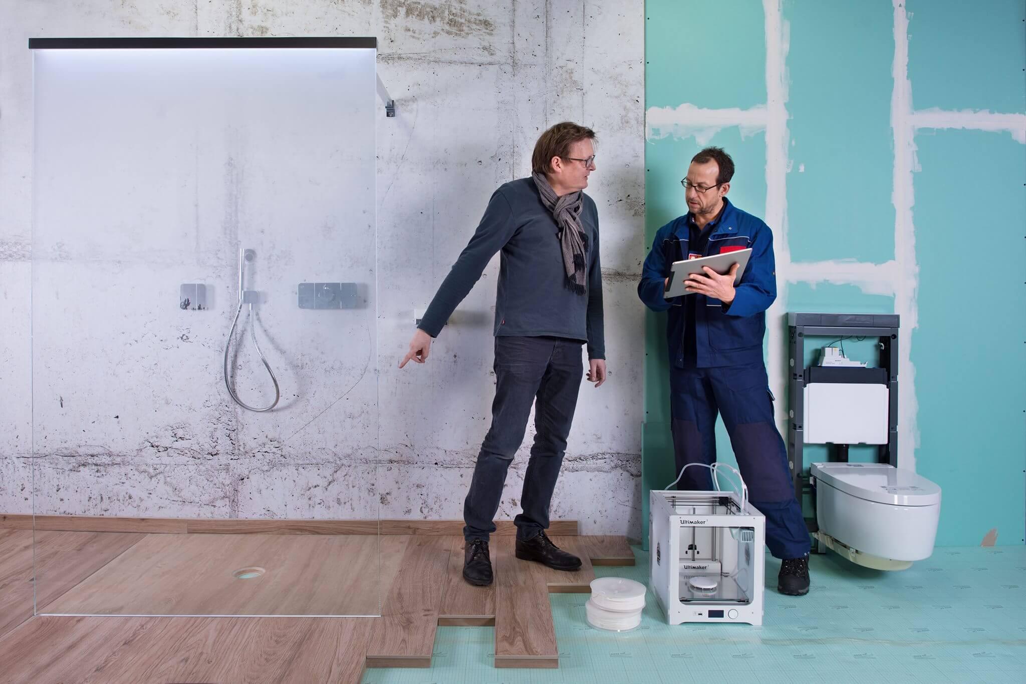 Foto: Karsten Jipp; Vereinigung Deutsche Sanitärwirtschaft e.V. (VDS)