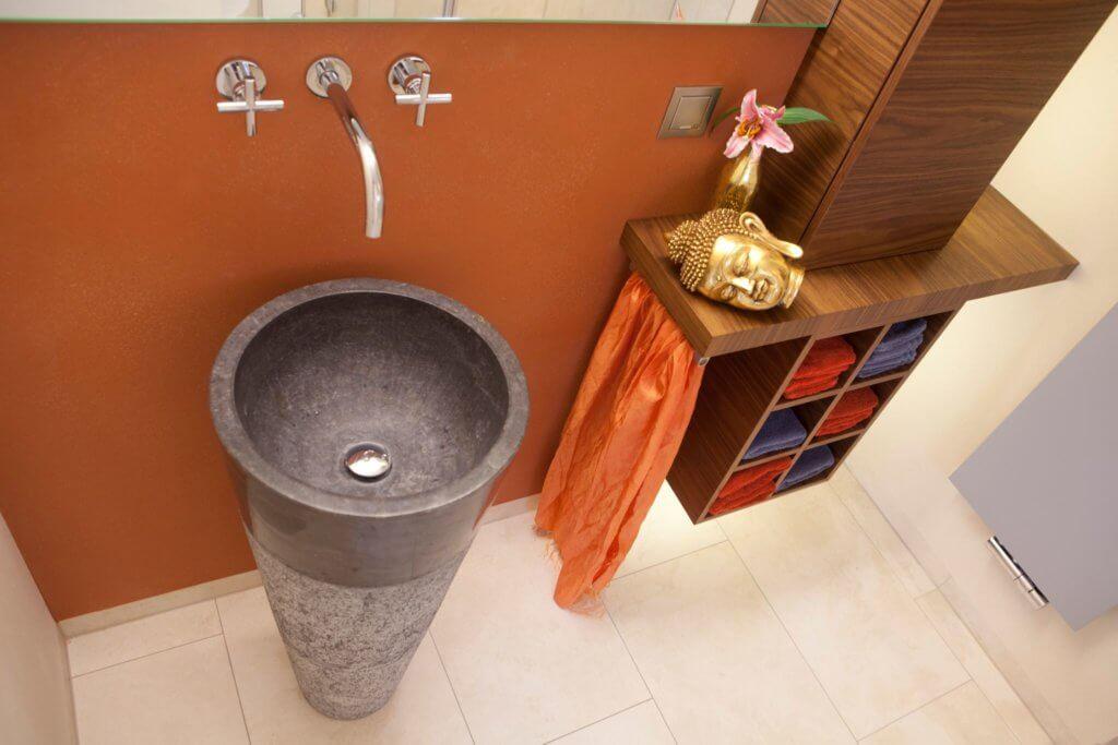 gäste badezimmer mit stimmungsvollen ☀lichtszenarien ✓, Hause ideen