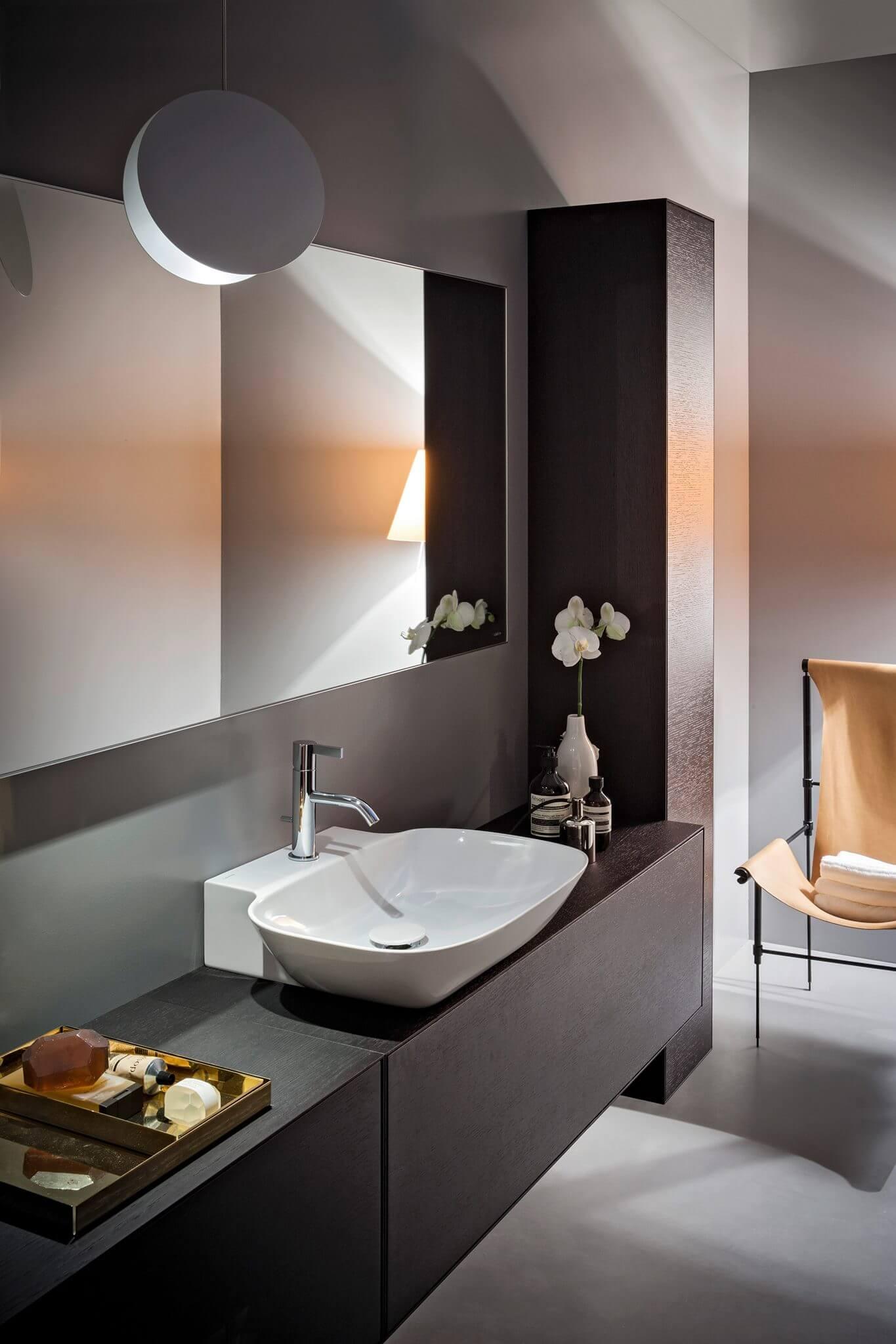 LAUFEN Bathrooms prasentierte Designkreationen auf der ISH 2017