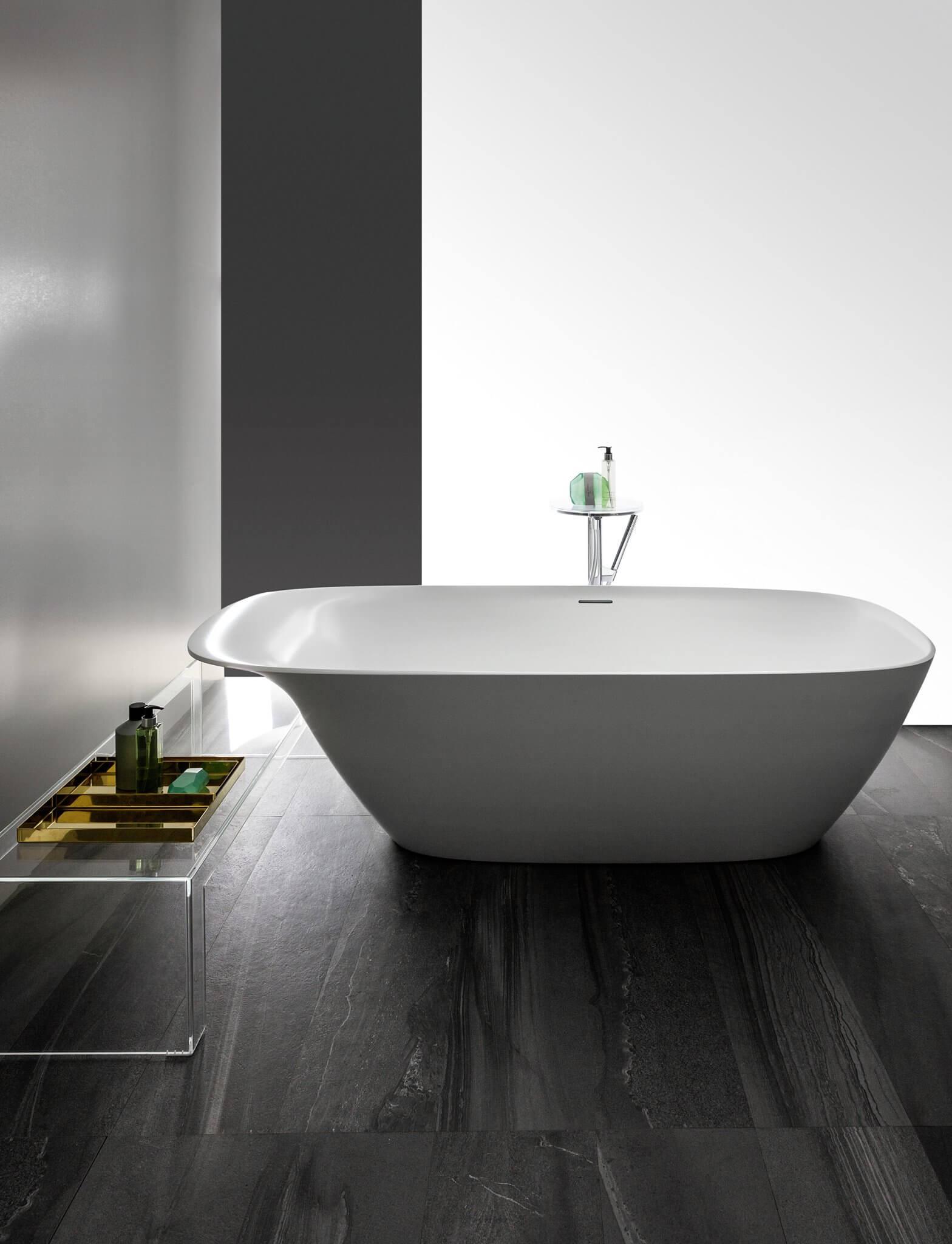 laufen bathrooms prasentierte designkreationen auf der ish 2017. Black Bedroom Furniture Sets. Home Design Ideas