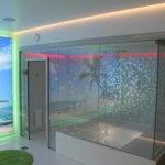 Privat Spa Wochenende Neben der Funktionalität steht der Wohlfühlfaktor der Räume für Torsten Müller im Vordergrund. Räume und Spa-Einrichtungen werden zu einer Oase der Ruhe und Entspannung.Private Spa - Designer Bad Honnef Koeln Bonn Duesseldorf