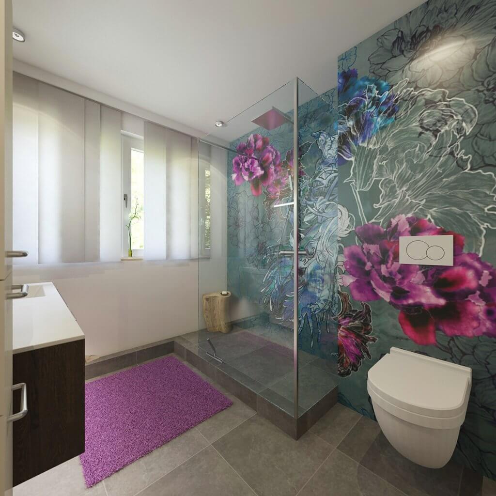 Badgestaltung mit Tapeten I Torsten Müller🥇
