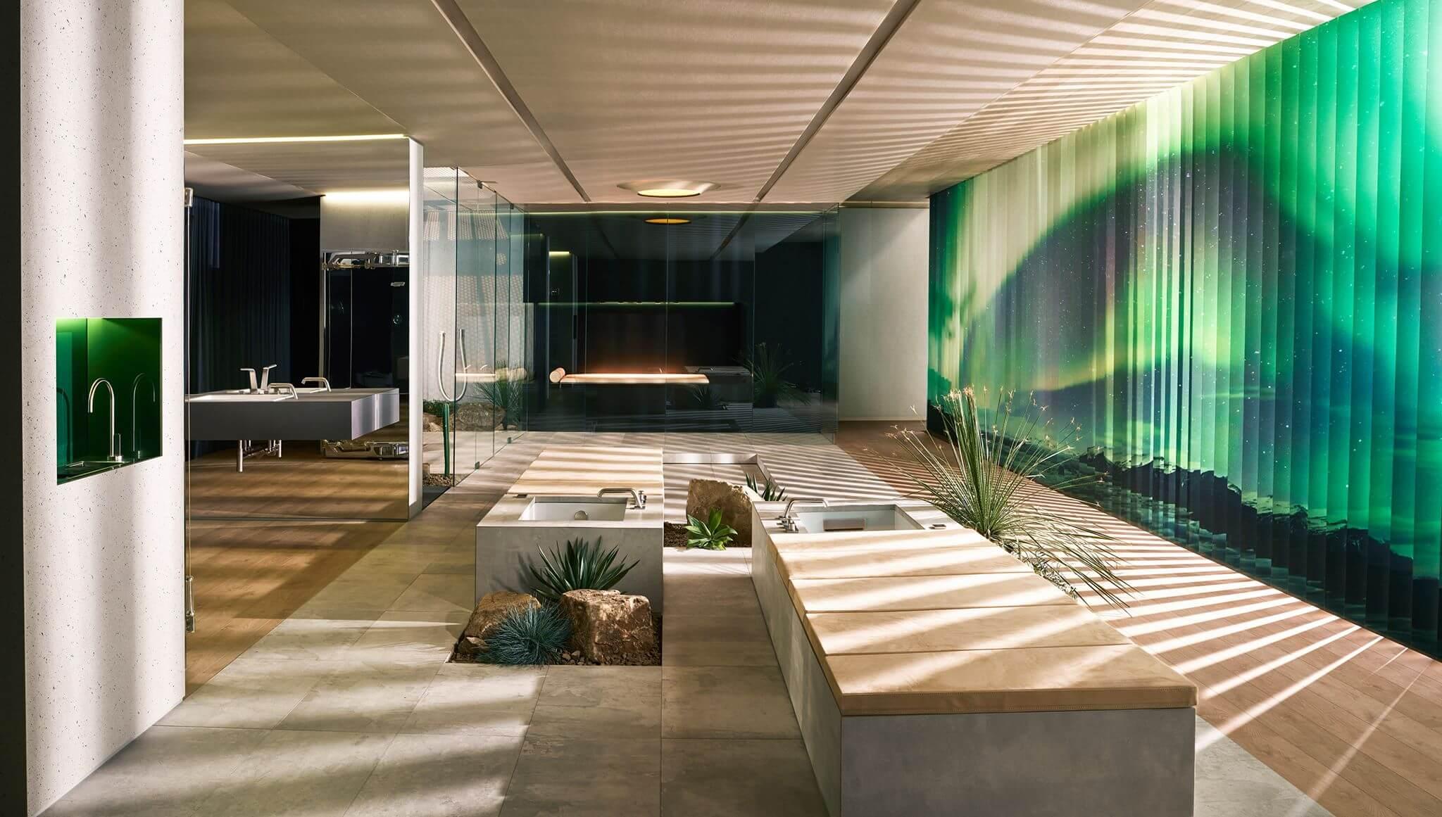 megatrend lifespa von dornbracht die badgestaltung. Black Bedroom Furniture Sets. Home Design Ideas