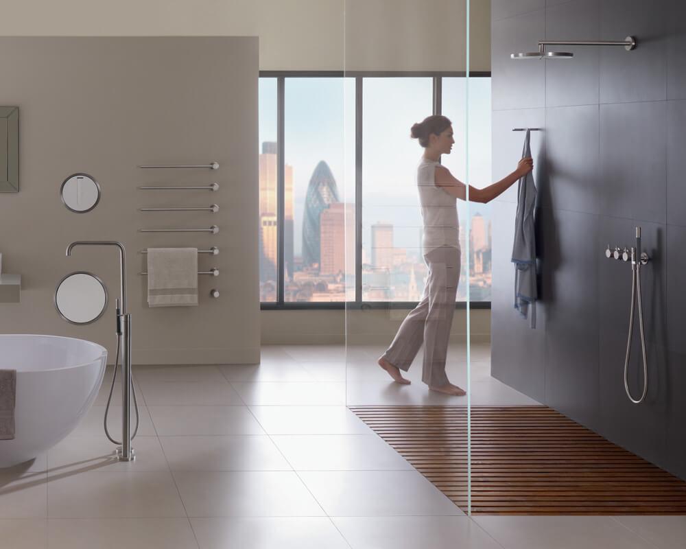 Badewanne; Duscharmaturen; Runde Serie; Hands-free; Built-in Handtuchwärmer ... Dreilocharmaturen; Bidet; Thermostatmischer; Vormontierte kombinationen