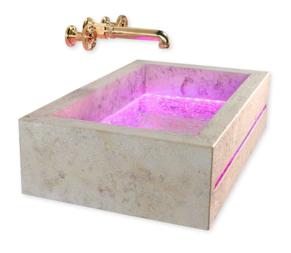naturstein b der beispiele natursteinfliesen in der dusche. Black Bedroom Furniture Sets. Home Design Ideas