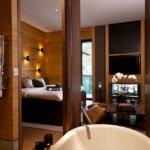 Badewanne Schlafzimmer Bad Design Lifestyle
