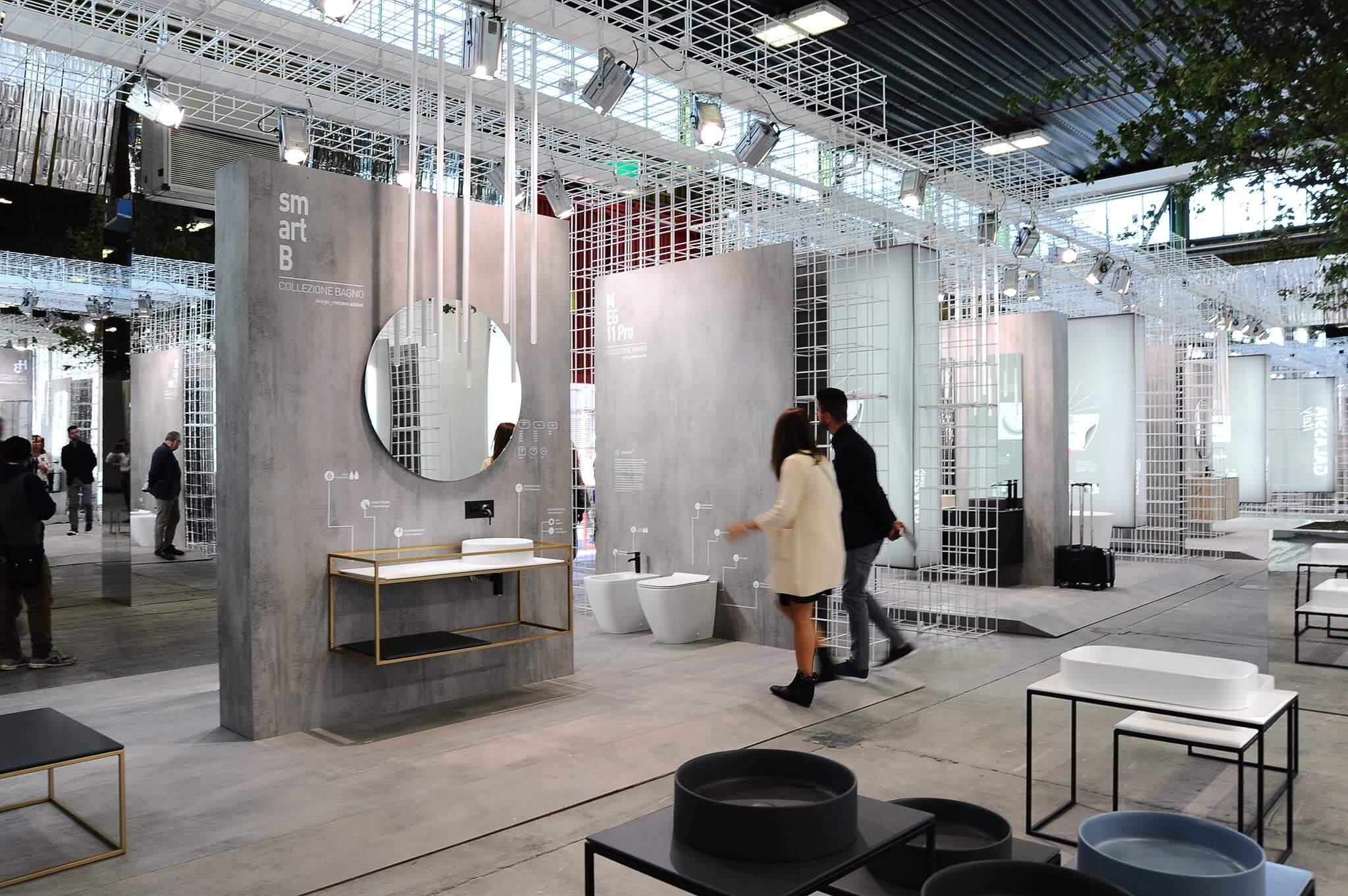 Cersaie 2017 Trends und News für ihr Baddesign und Lifestyle