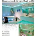 Designer Torsten Müller aus Bad Honnef nähe Köln Bonn im Magazin Haus und Technik