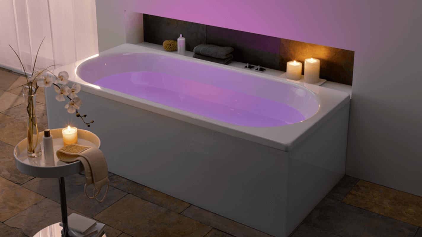 Highlight für moderne Badezimmer Die Kaldewei Klangkörper Badewanne