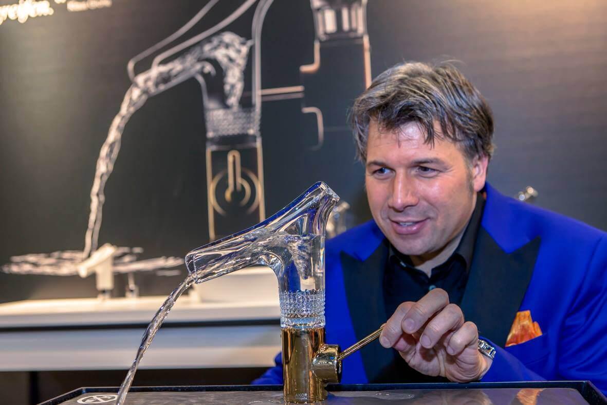 Designer Torsten Müller über die Badezimmer Trends 2021