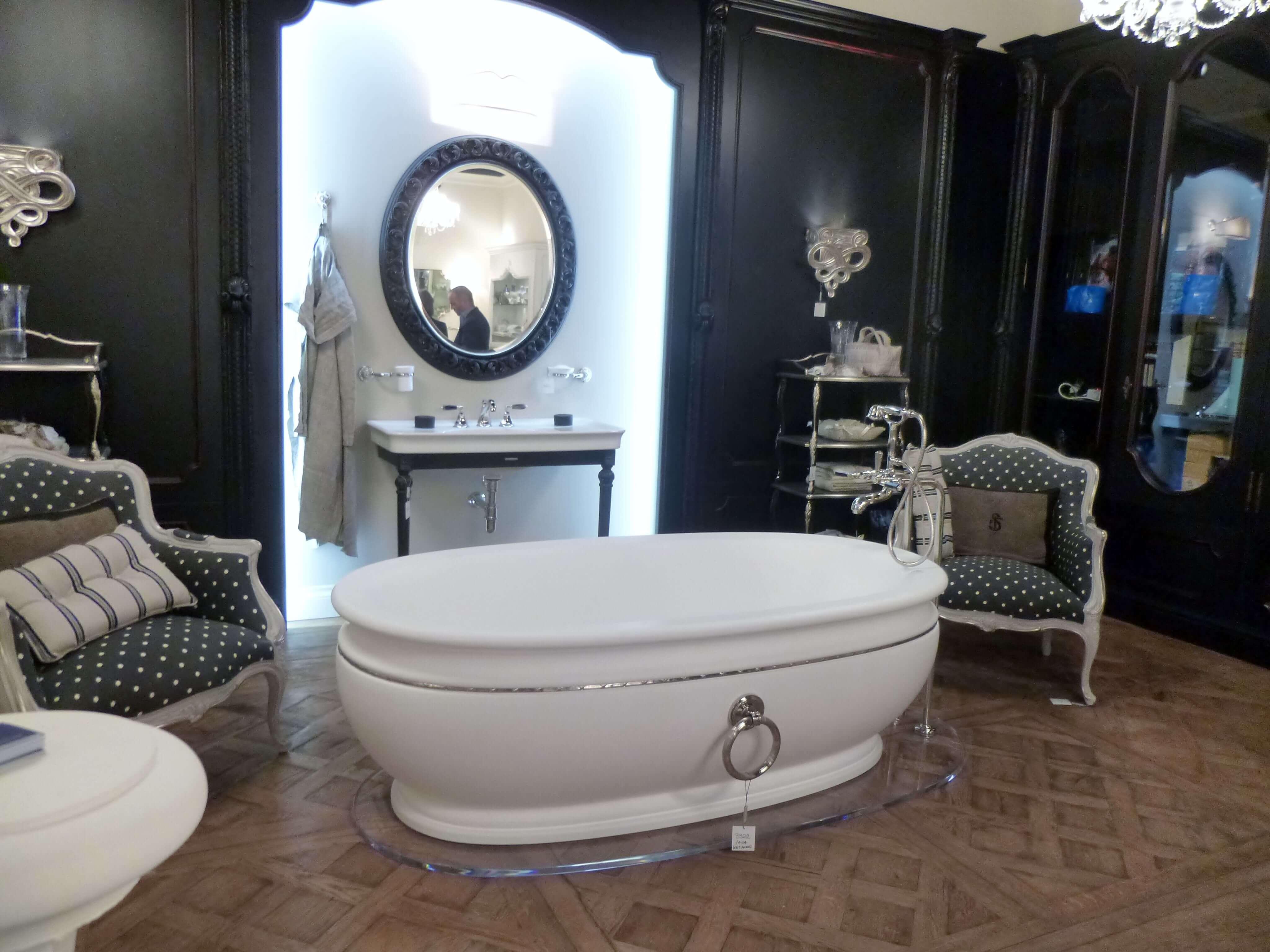 Salone del bagno die gr te badezimmermesse der welt - Fiera del bagno ...