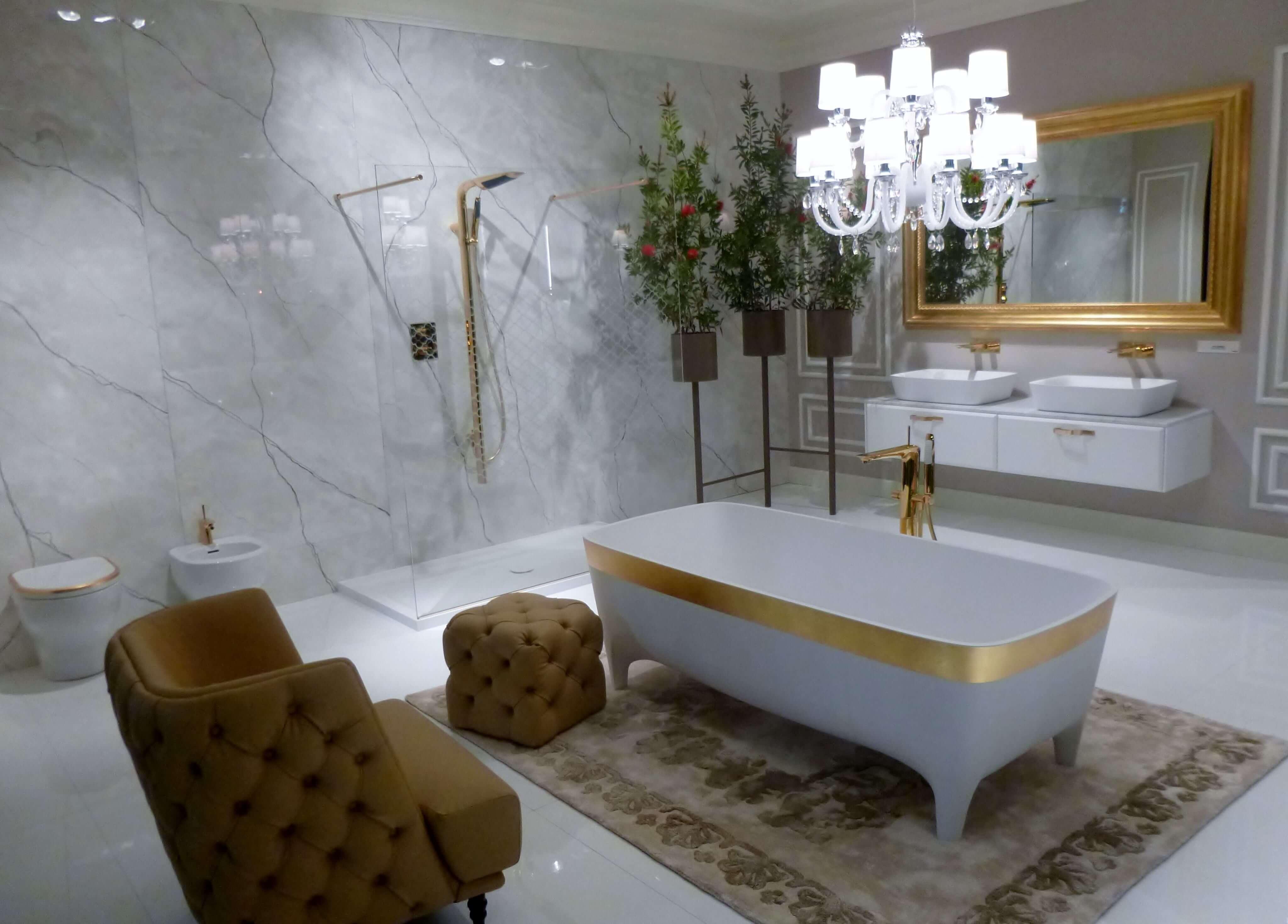 Salone del bagno die gr te badezimmermesse der welt for Layout del bagno principale