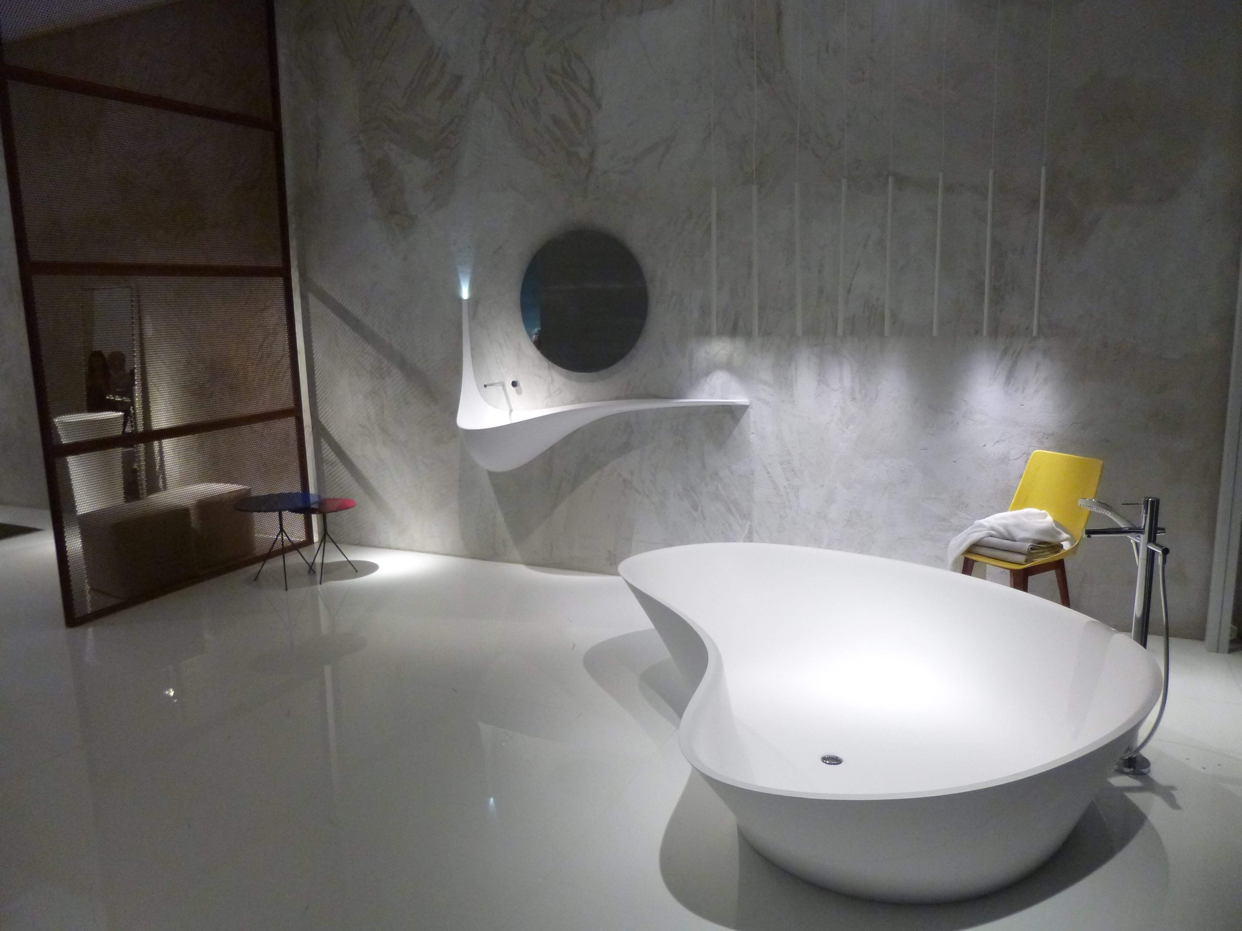 Badezimmer Gegenstand Mit E | Eine Revue Des Salone Del Bagno Ein Jahrzehnt Im Bad Design