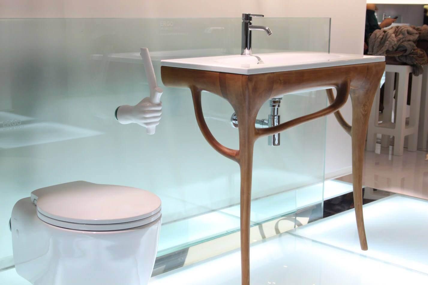Salone del bagno die größte badezimmermesse der welt