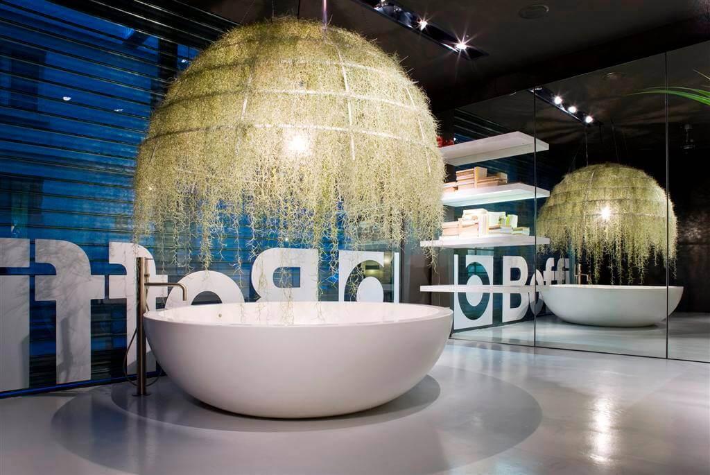 Salone del bagno 2018 und salone del mobile mailand for 3 4 layout del bagno