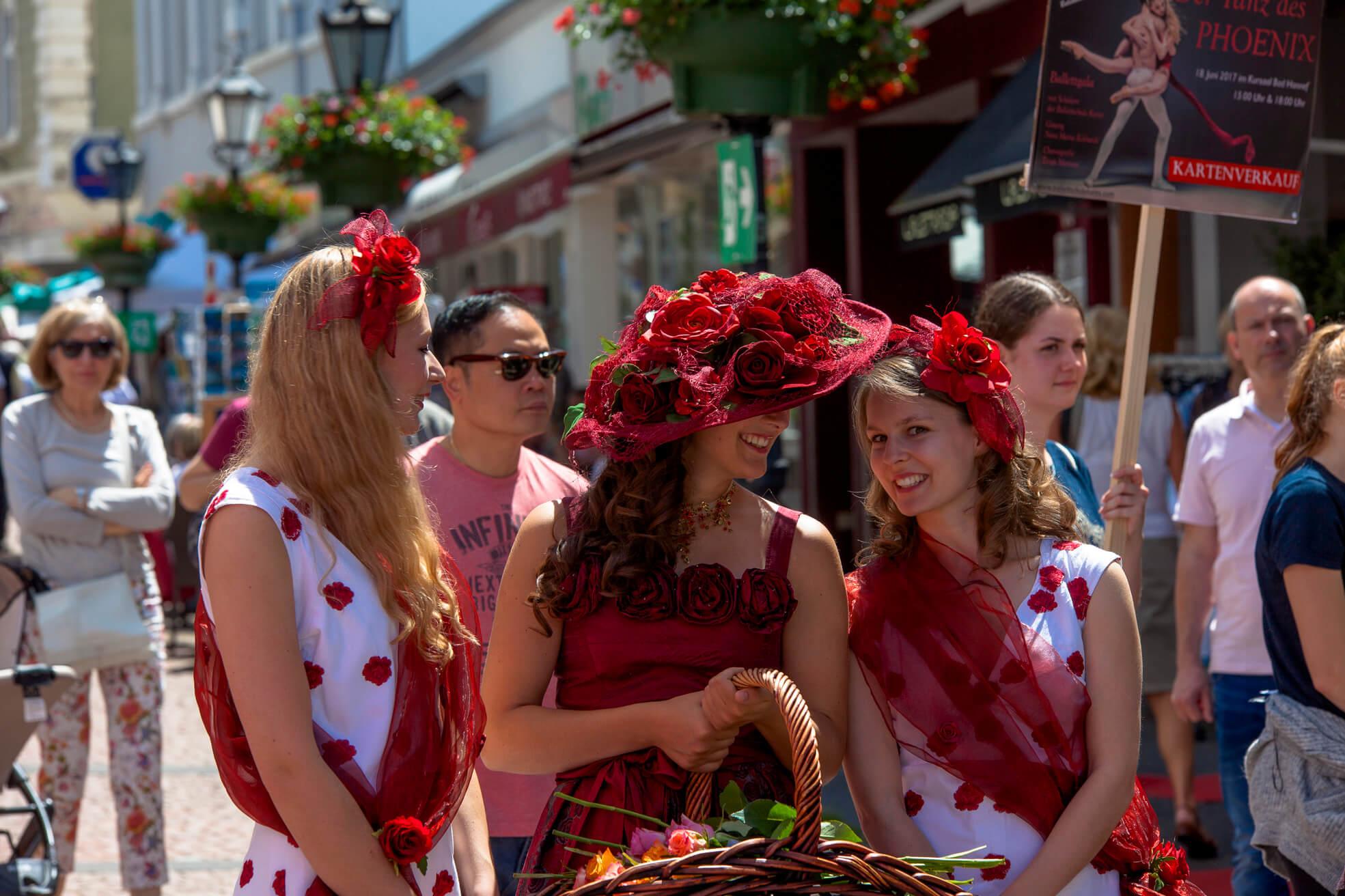 Bad Honnef Rosenfest