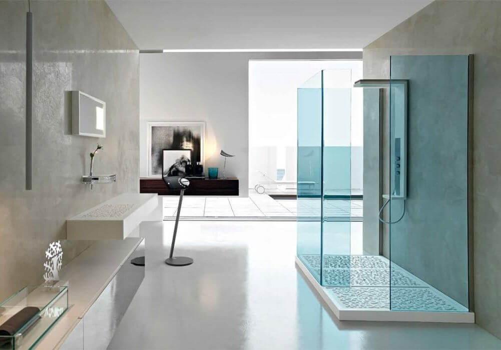ihr fugenloses bad ganzheitlichkeit neu definieren. Black Bedroom Furniture Sets. Home Design Ideas