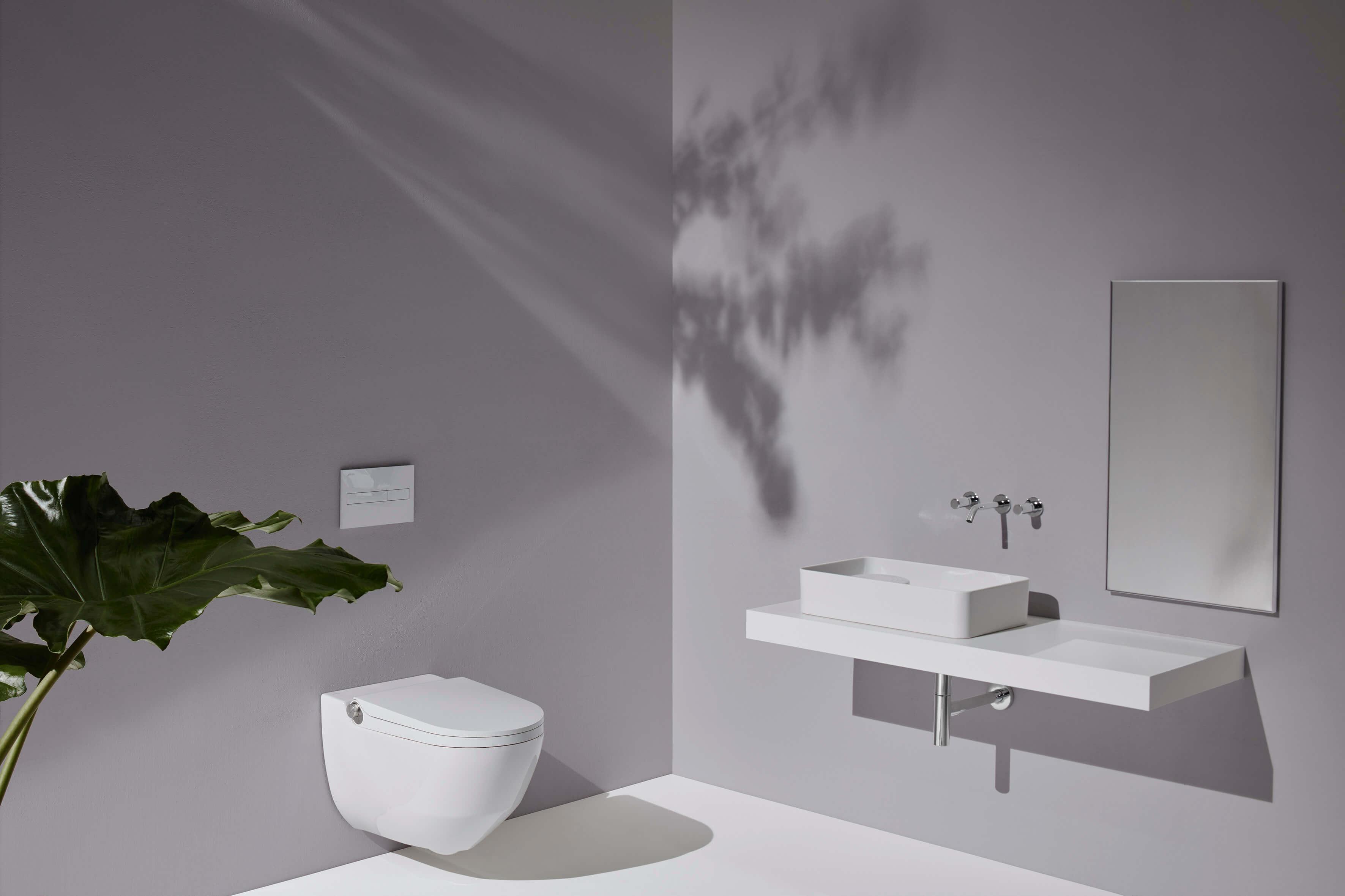 laufen badezimmer im wandel von ber 100 jahren. Black Bedroom Furniture Sets. Home Design Ideas