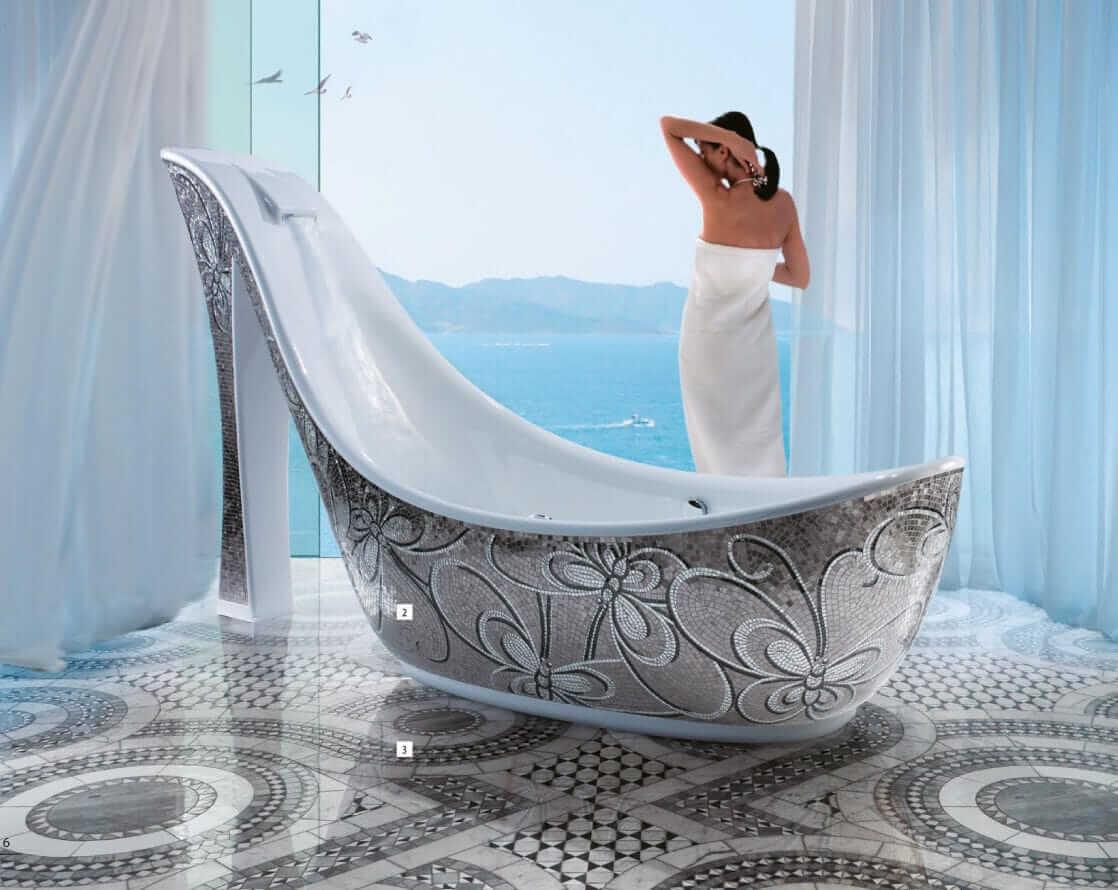 sicis kompromissloser luxus f r das badezimmer. Black Bedroom Furniture Sets. Home Design Ideas