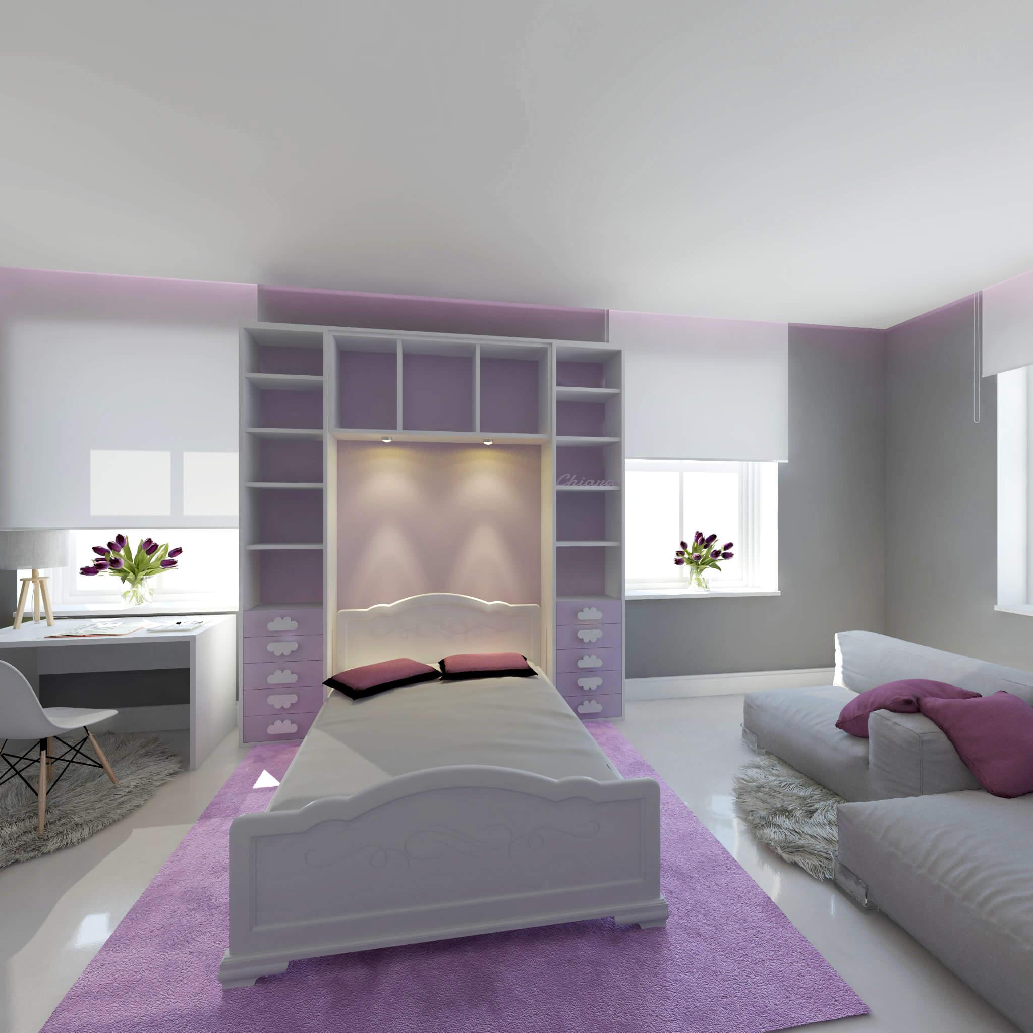 Jugendzimmer Design by Torsten Müller aus Bad Honnef nähe Köln Bonn Verkauf Beratung Planung Interior Designer 3D Lifestyle- (13)