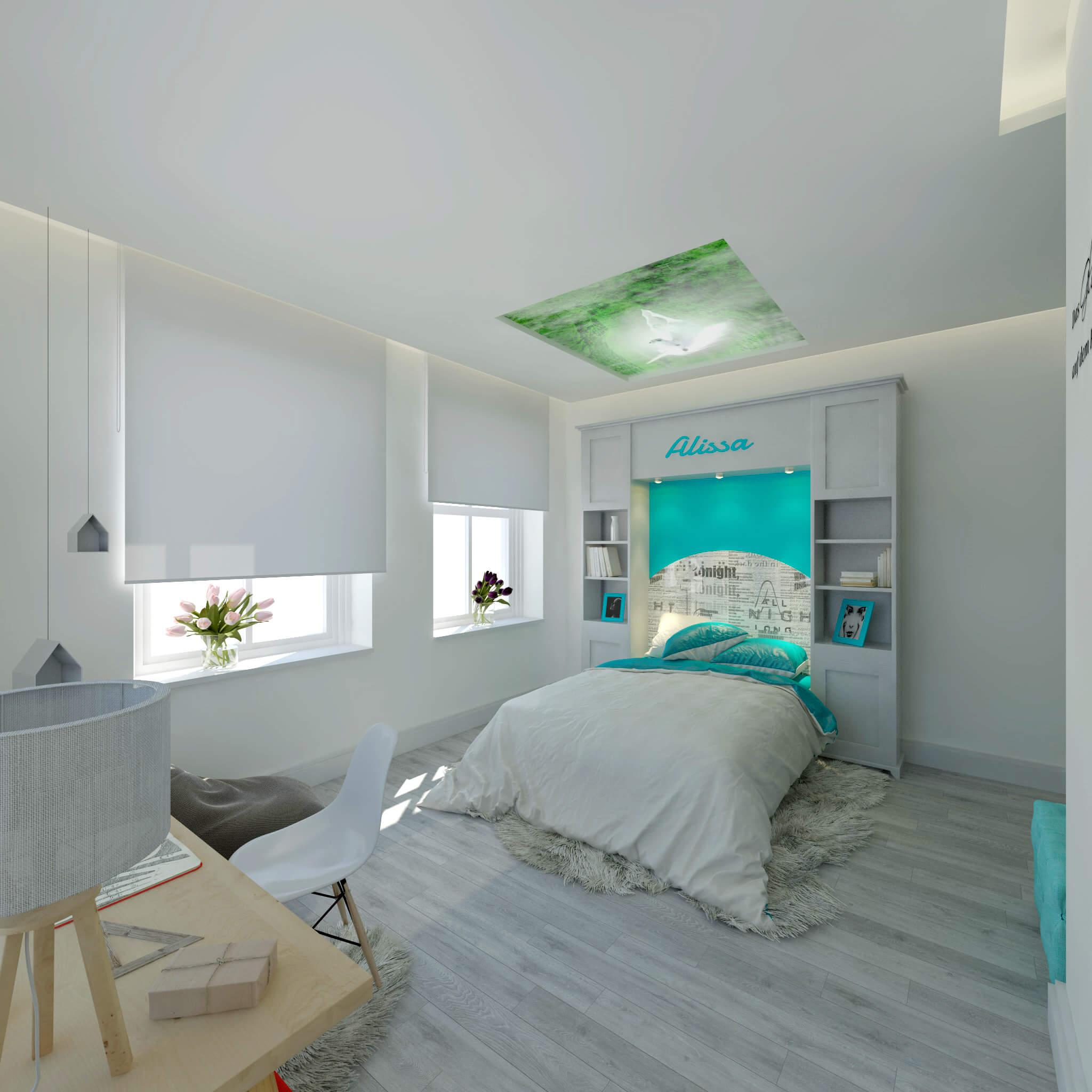 Jugendzimmer Design by Torsten Müller aus Bad Honnef nähe Köln Bonn Verkauf Beratung Planung Interior Designer 3D Lifestyle- (5)